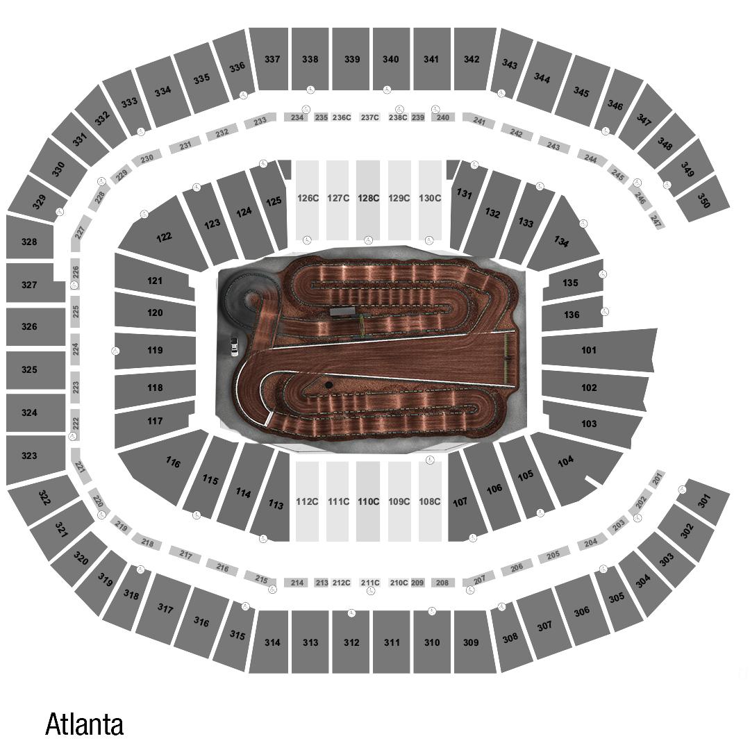 Atlanta Supercross 2018 Tickets