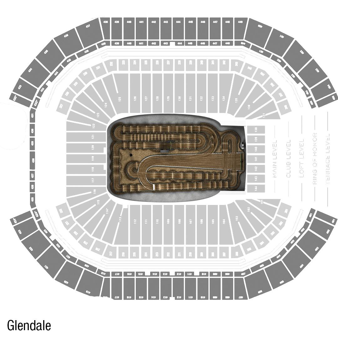 Glendale Supercross 2018 Tickets