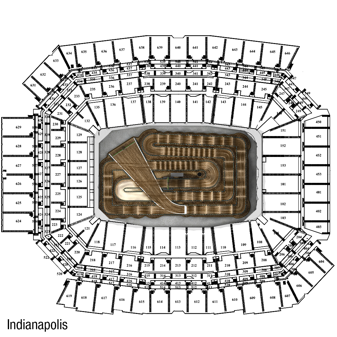 Indianapolis Supercross 2019 Tickets on
