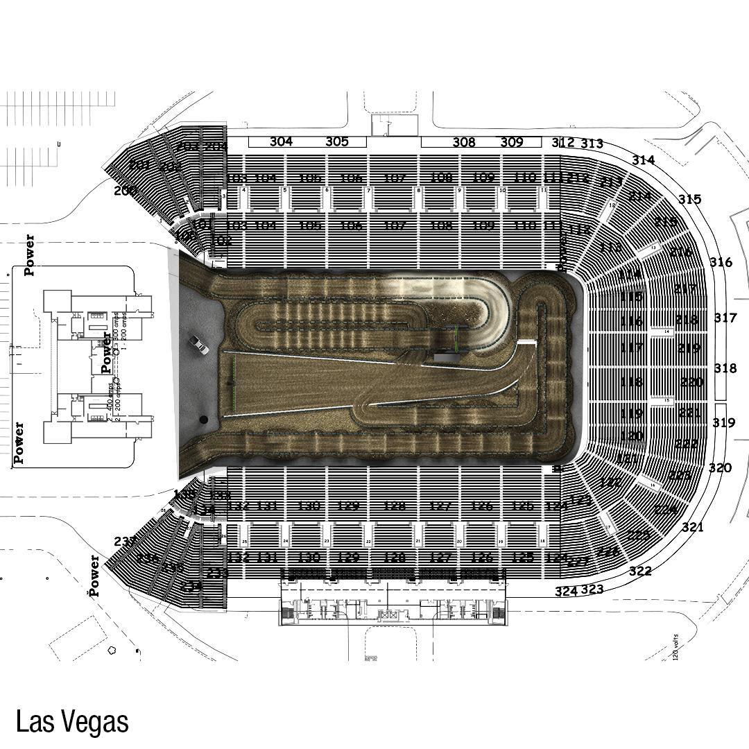 First Friday Las Vegas Map.Las Vegas Supercross 2019 Tickets
