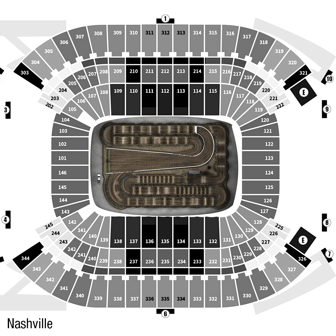 Nashville Supercross 2019 Tickets