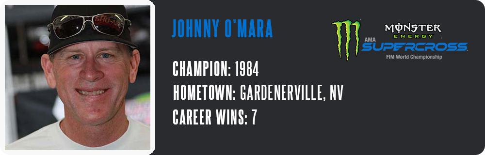 Johnny O'Mara