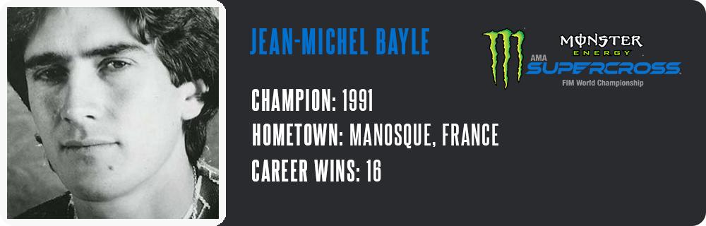 Jean-Michel Bayle