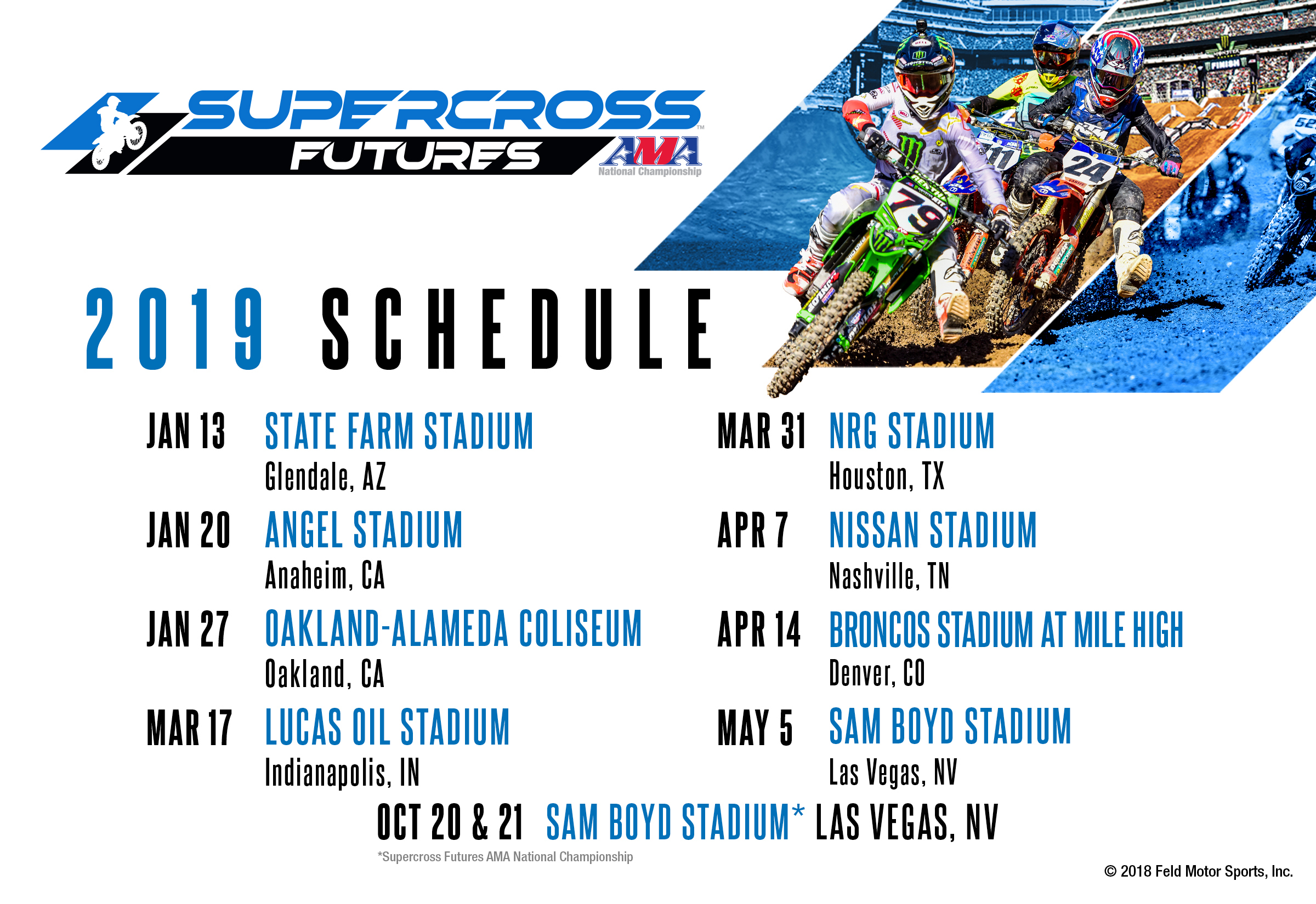 Supercross Futures