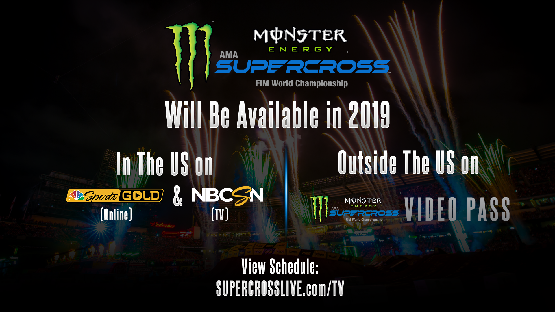 2019 tv schedule supercross live rh supercrosslive com