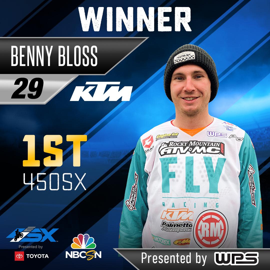 Benny Bloss