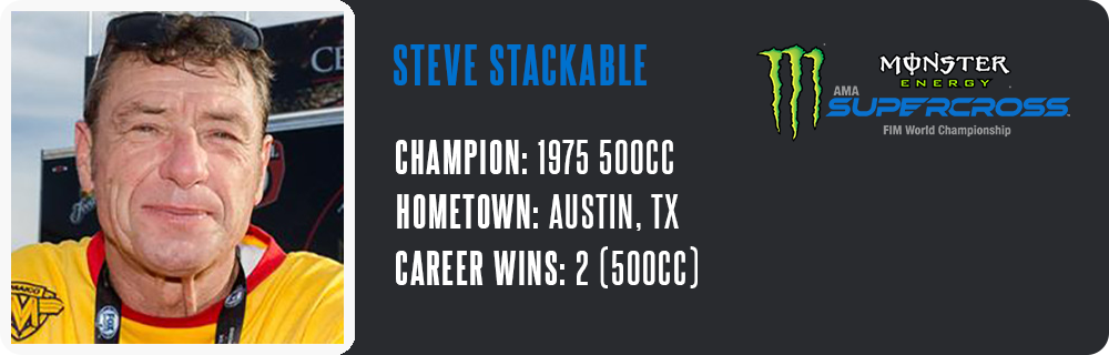 Steve Stackable