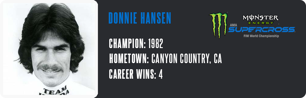 Donnie Hansen