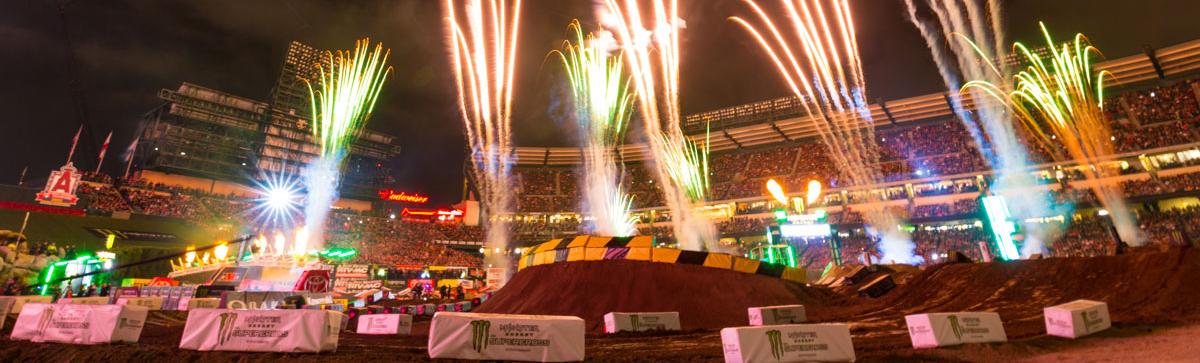 Anaheim Opening