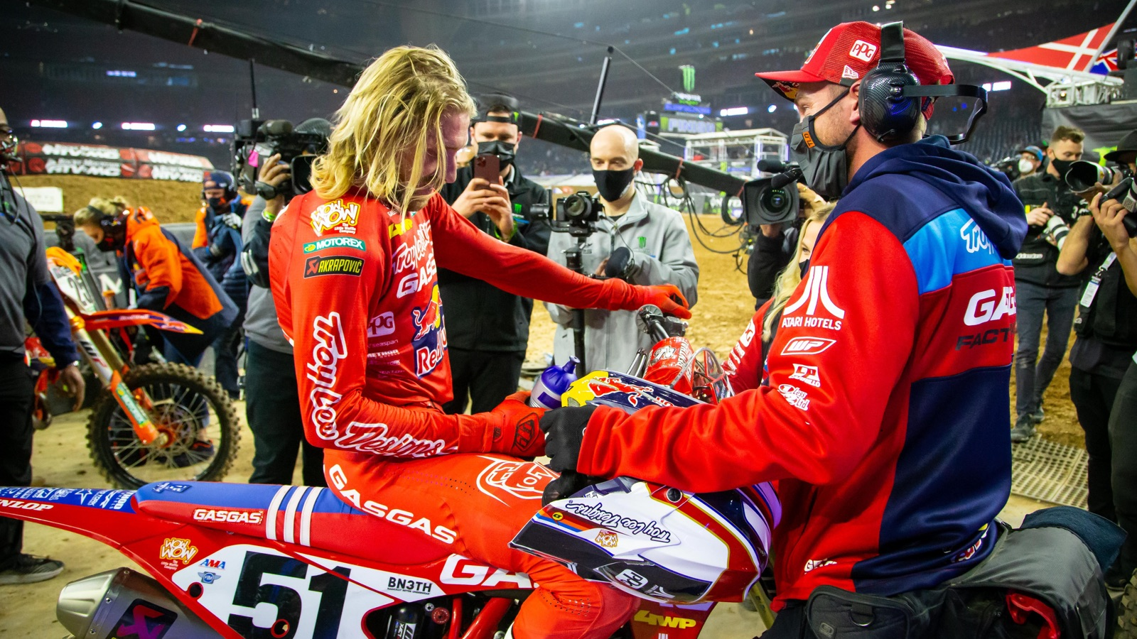 Will Justin Barcia repeat the pattern and fail to repeat his season win?