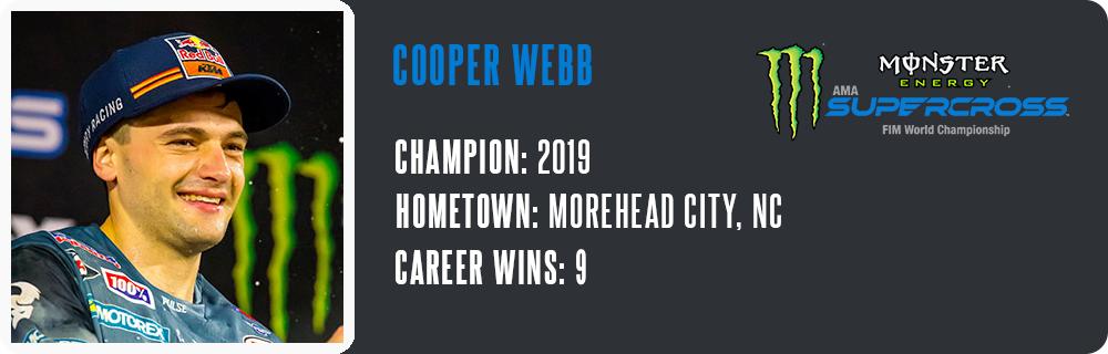 Cooper Webb
