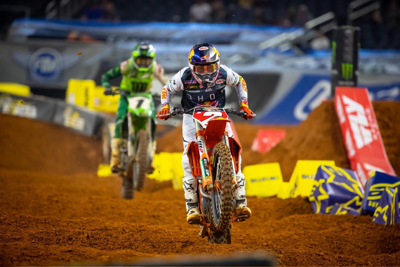 Cooper Webb has been brilliant in the Lone Star State
