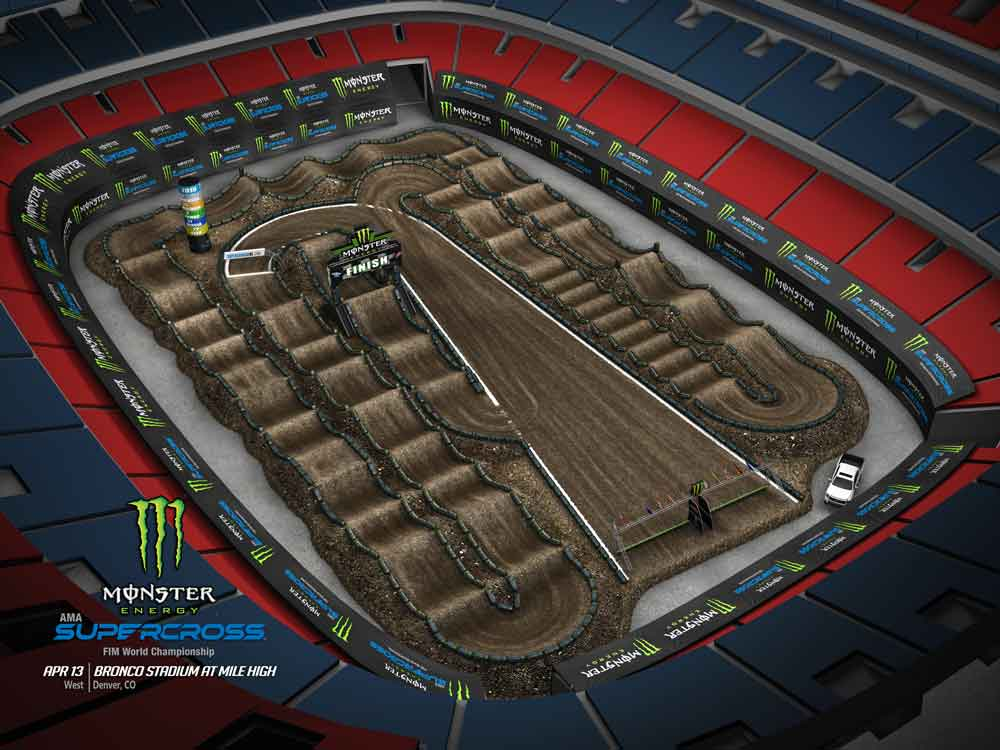 Denver Supercross