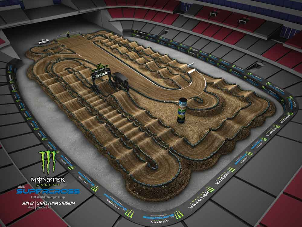 Glendale Supercross