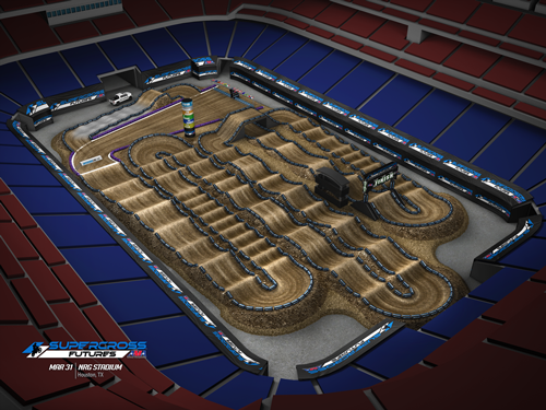 Houston Supercross Futures