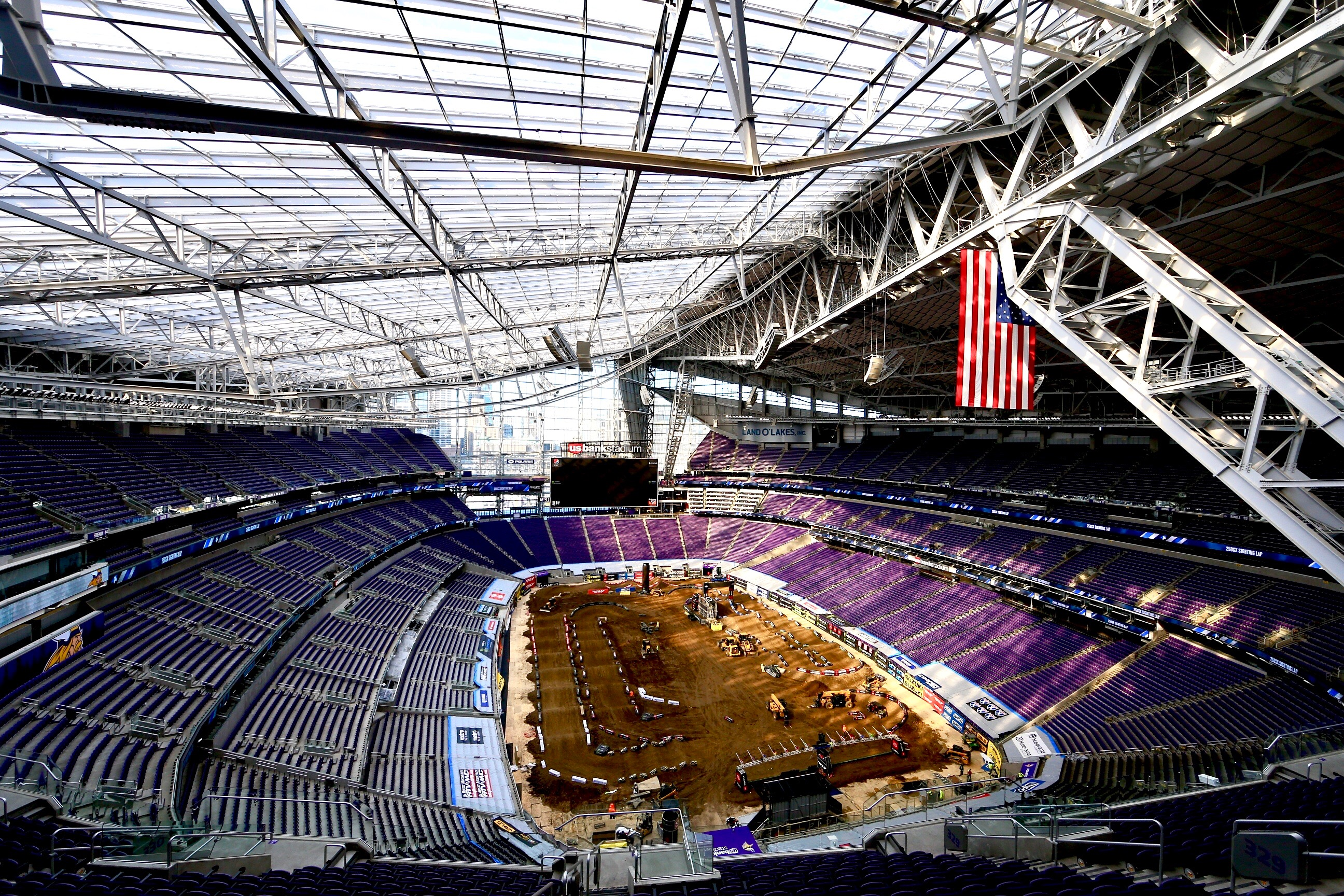 Monster Energy Supercross Round 6 Minneapolis 2019