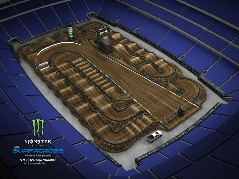 Minneapolis supercross