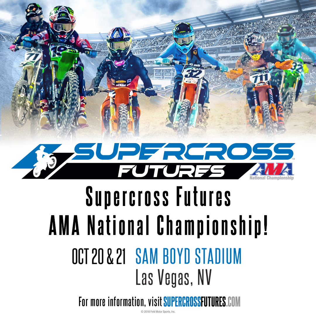 Amateur nationals supercross