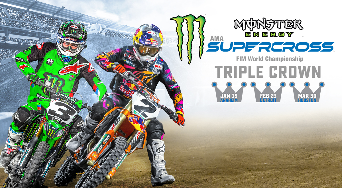Supercross Triple Crown