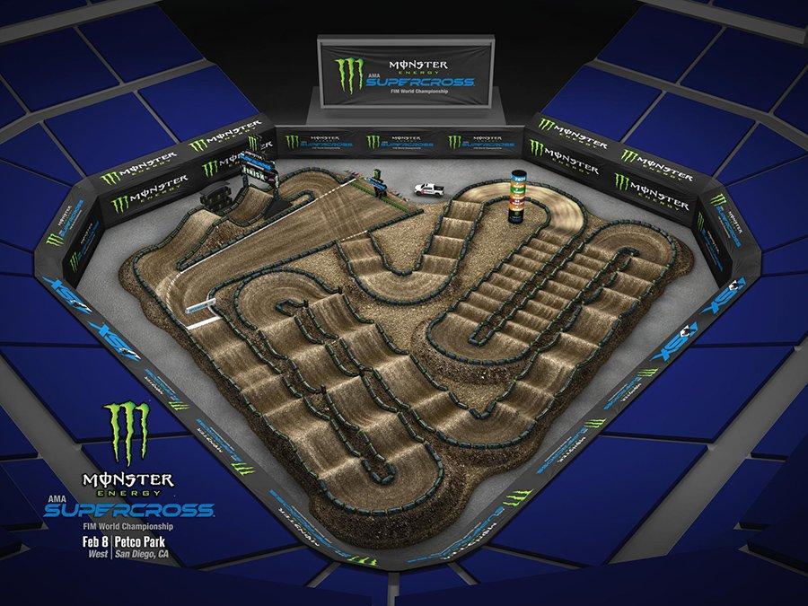 Round 6 Track Map