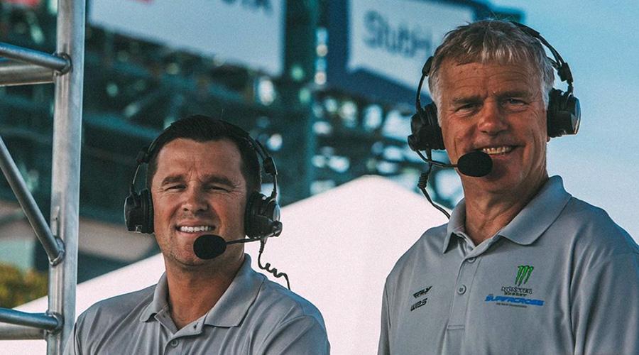 Daniel Blair and Jim Holley