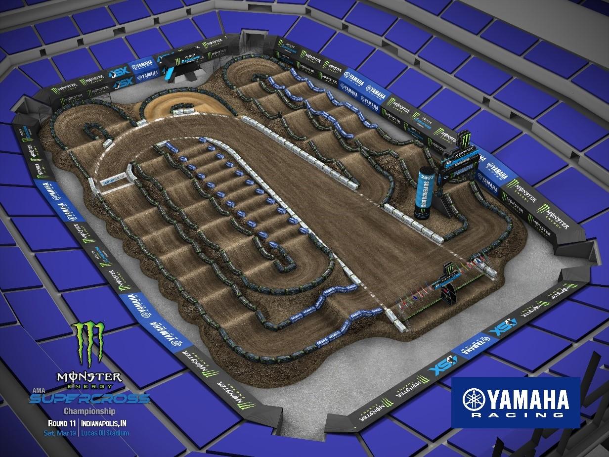SX Track Rd 11