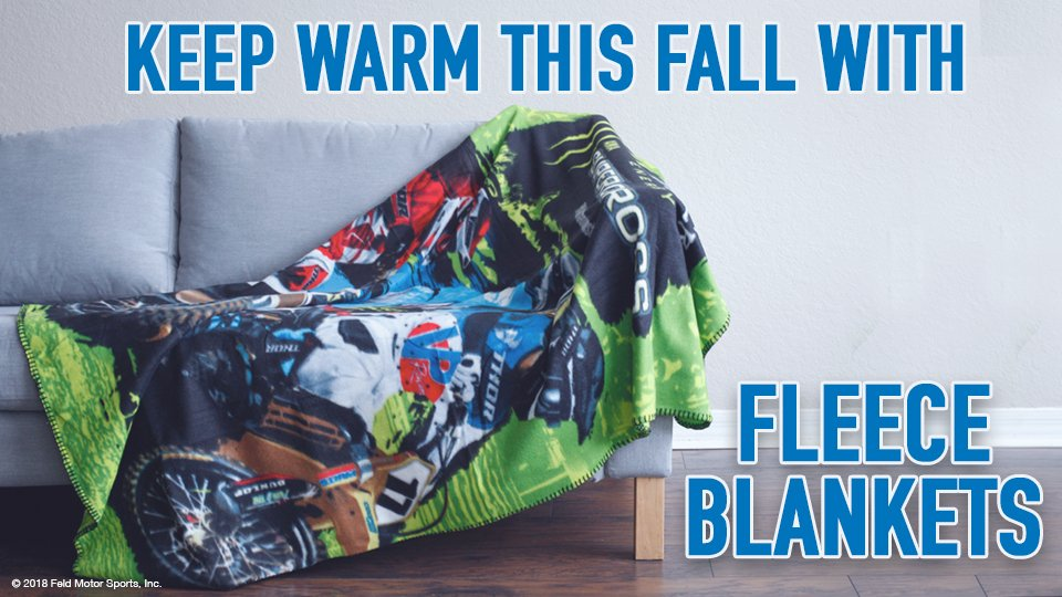 Fall Fleece Blankets