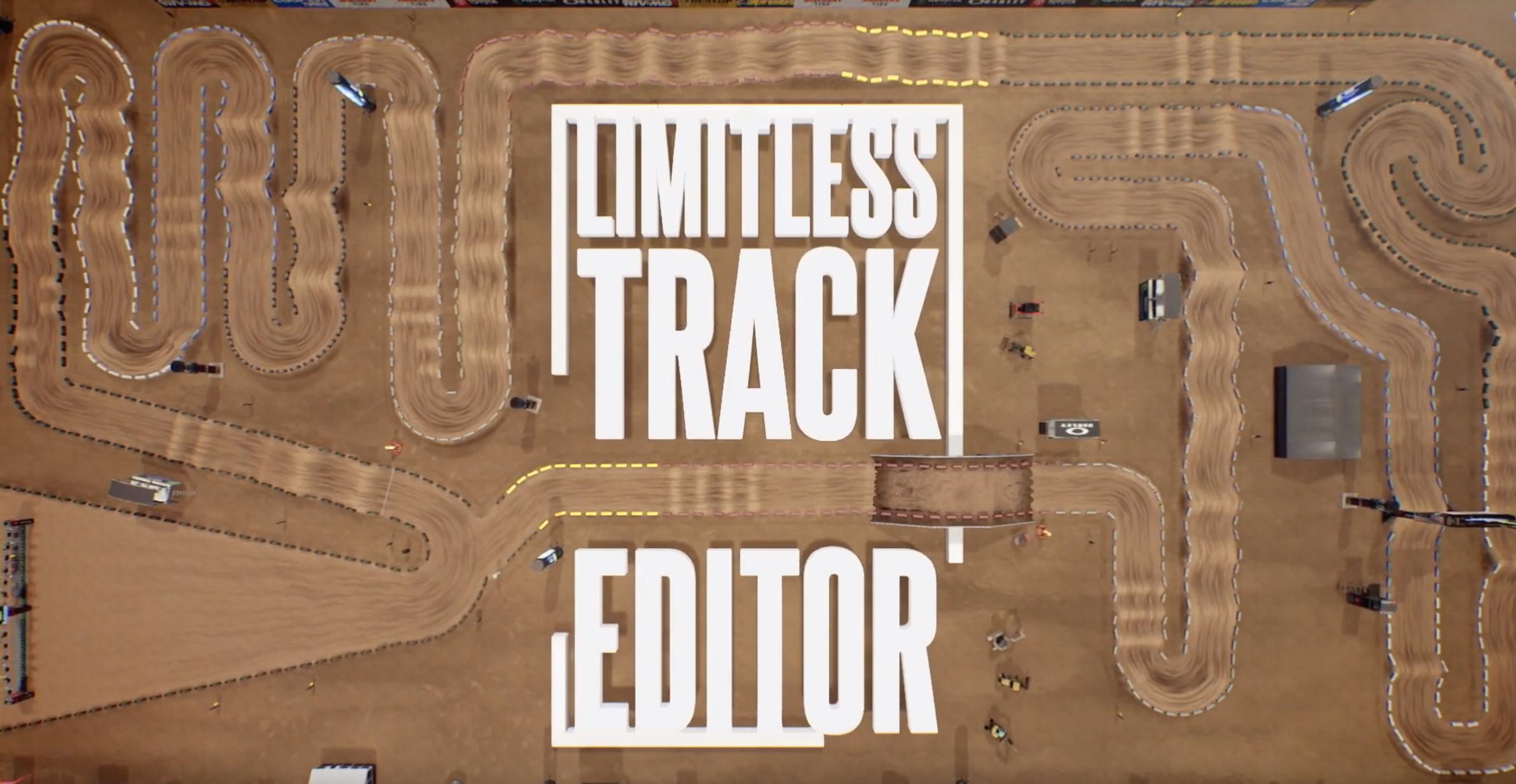 Limitless Track Editor