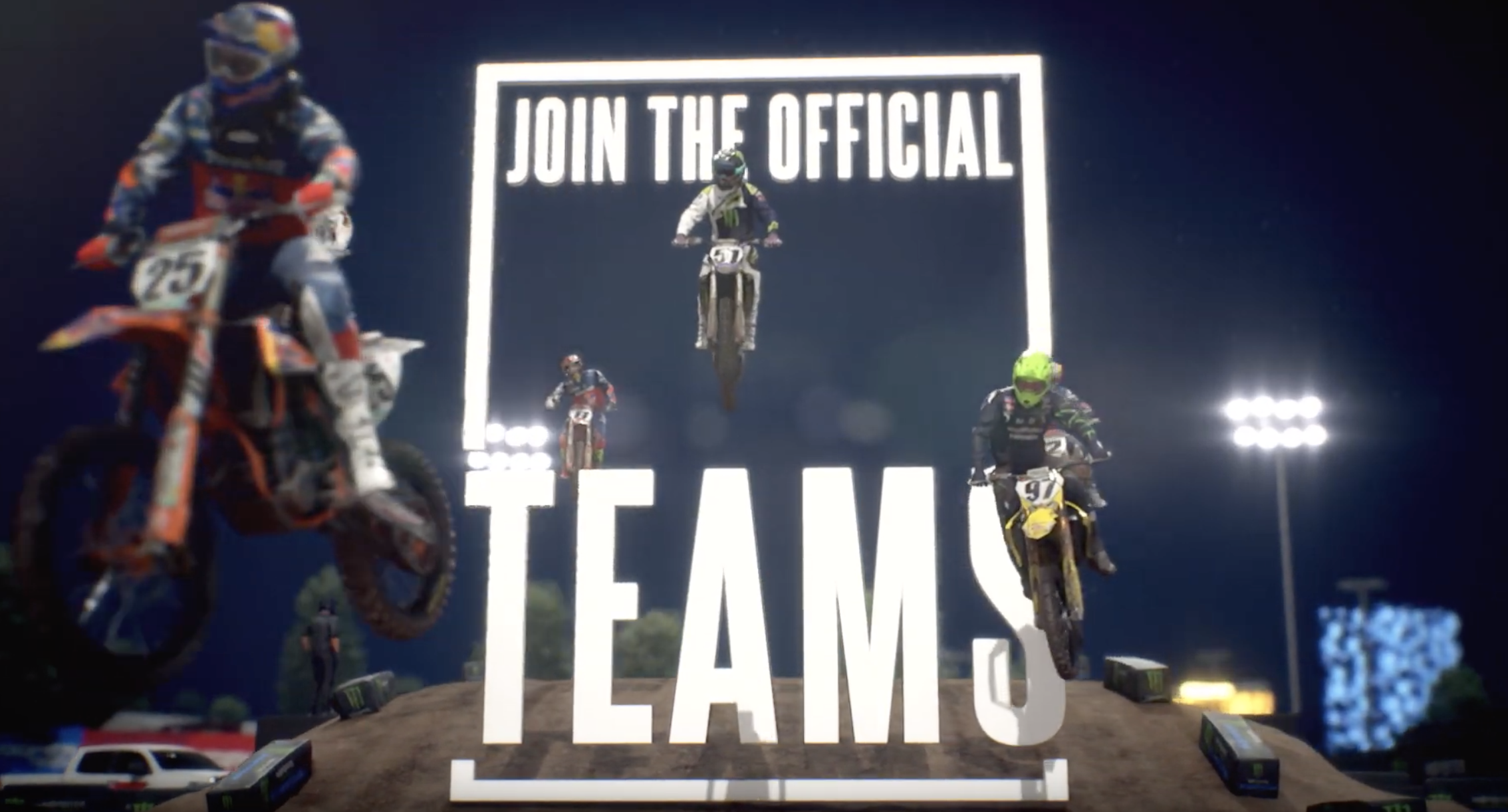 Join The Official Teams