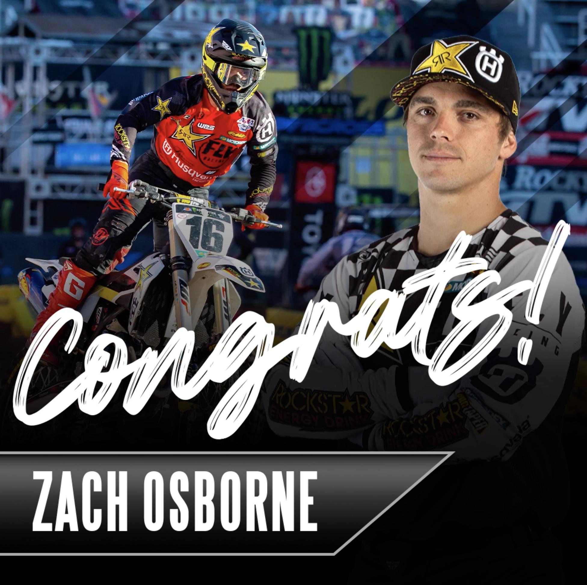 Zach Osborne