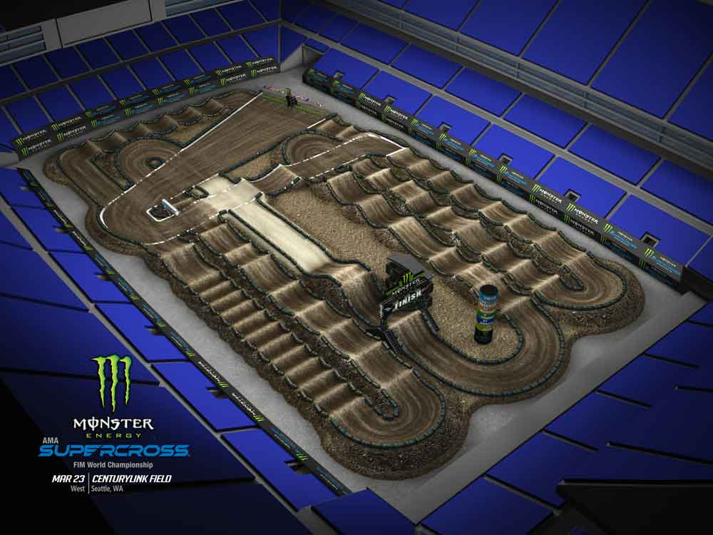 Seattle supercross
