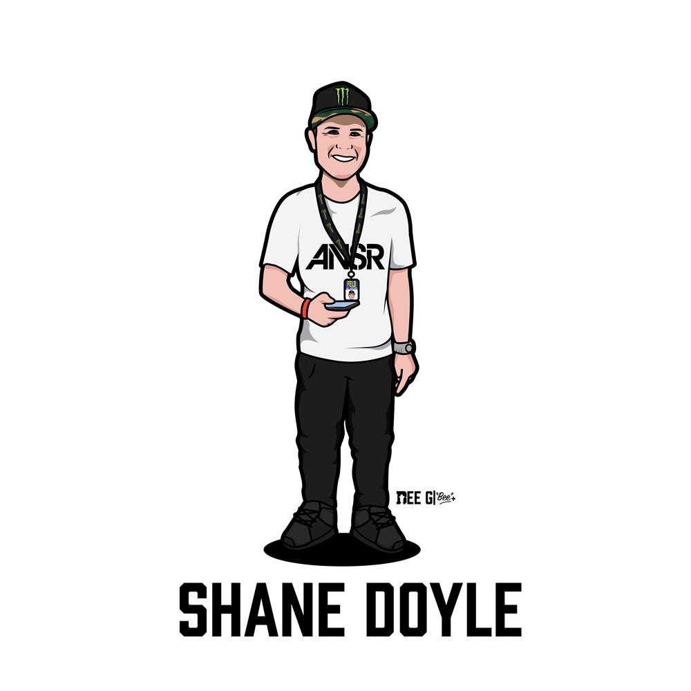 Shane Doyle