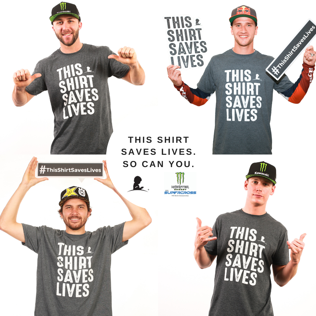This Shirt Saves Lives