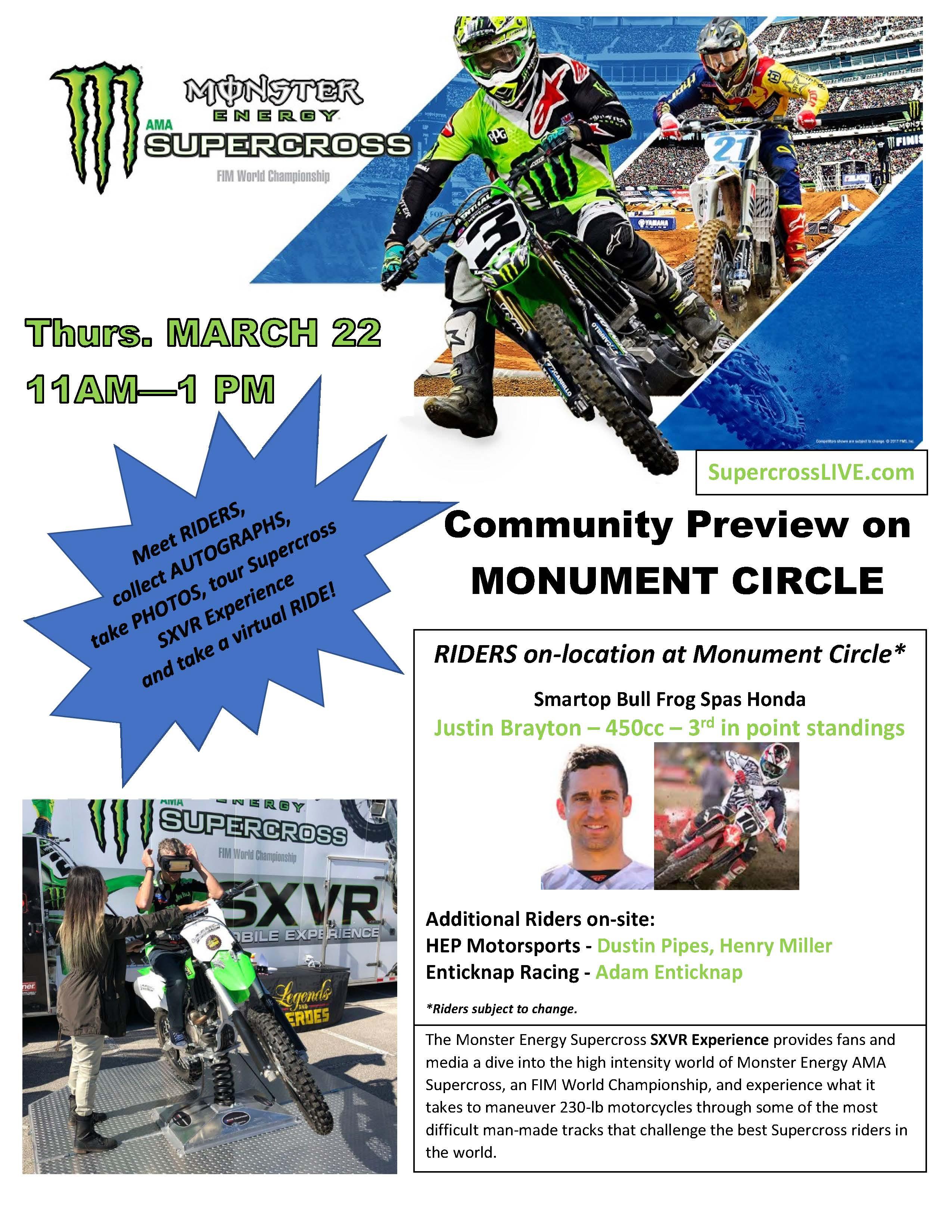 Indianapolis Preshow Event