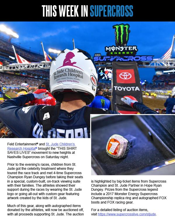 This Week in Monster Energy Supercross - Denver