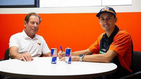Marvin Musquin Extends Red Bull KTM Factory Racing Contract Through 2022 SX Season