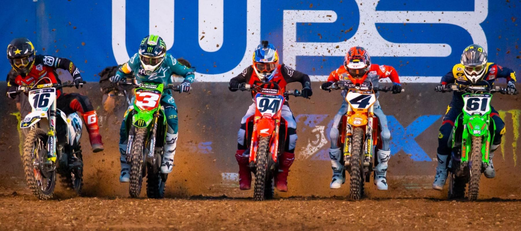 Monster Energy Supercross Schedule & Tickets