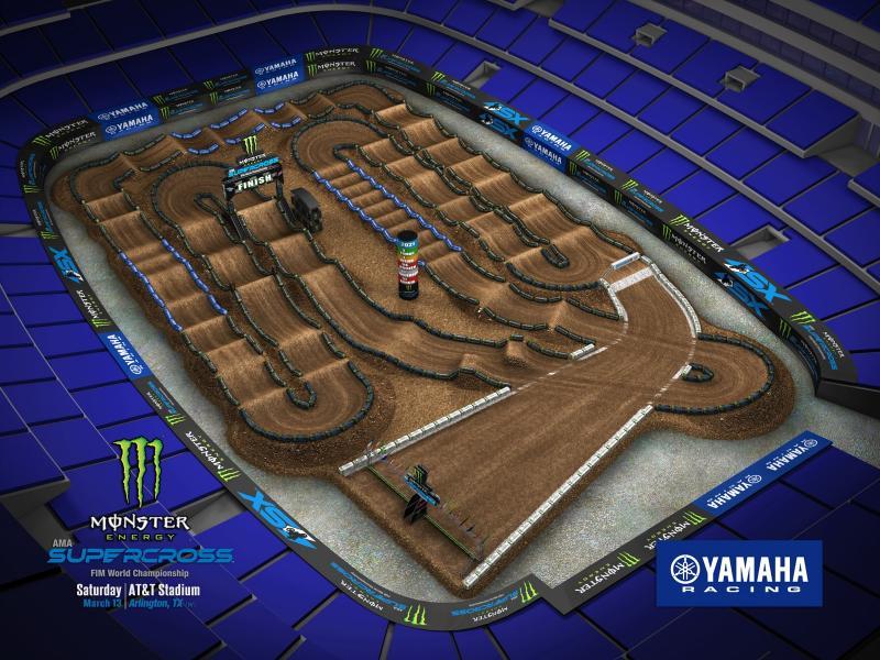 Round 10 - AT&T Stadium | Arlington, TX