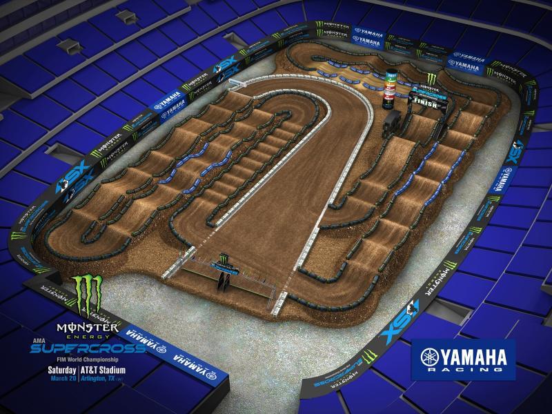 Round 12 - AT&T Stadium | Arlington, TX