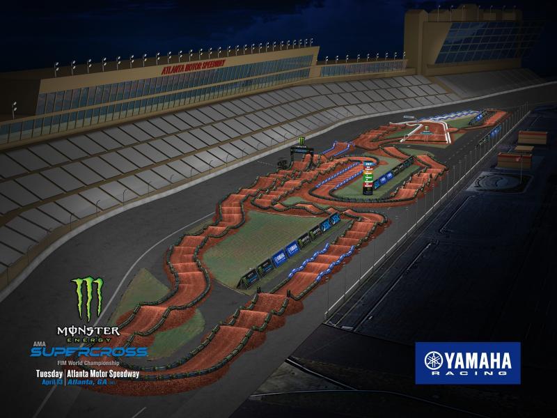 Round 14 - Atlanta Motor Speedway| Atlanta, GA
