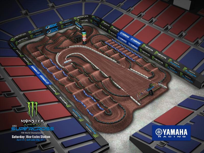 Round 16 - Rice-Eccles Stadium | Salt Lake City, UT
