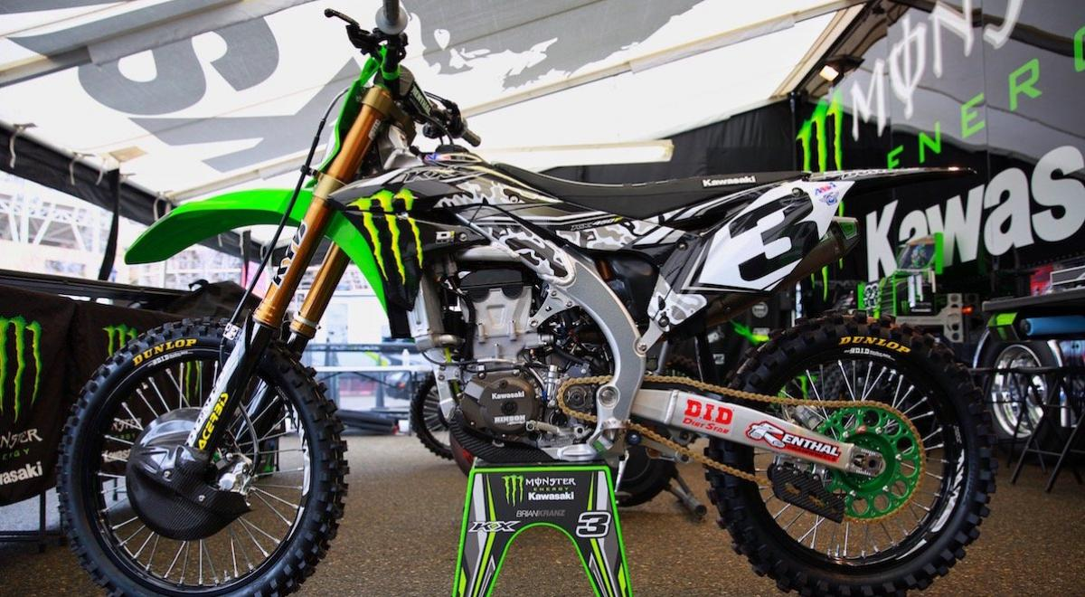 Photos First Look At The Military Themed Bikes For San