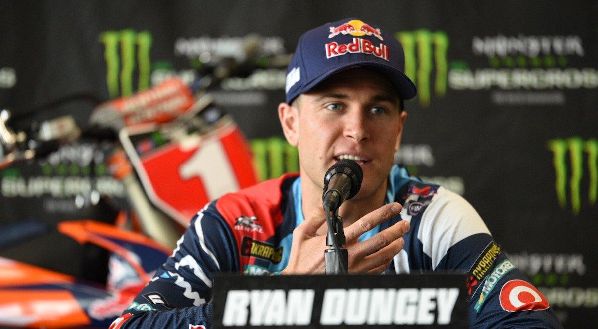 Watch Press Conference From Las Vegas Supercross Live
