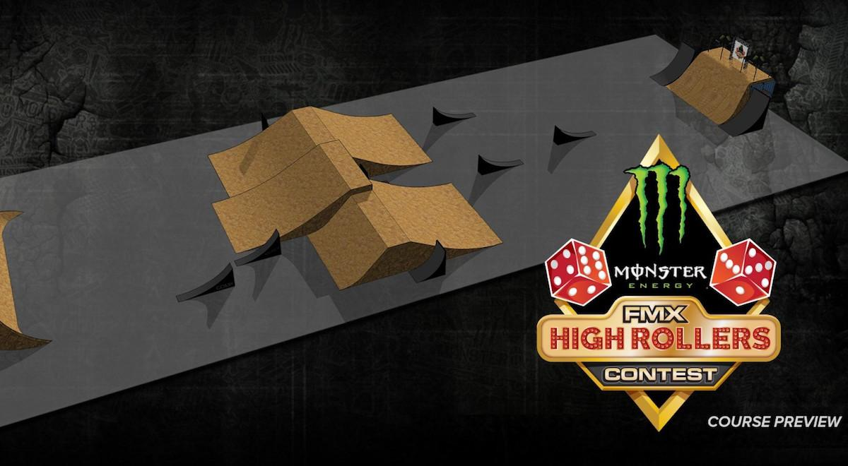 Monster Energy Fmx High Rollers Live Stream From Mec