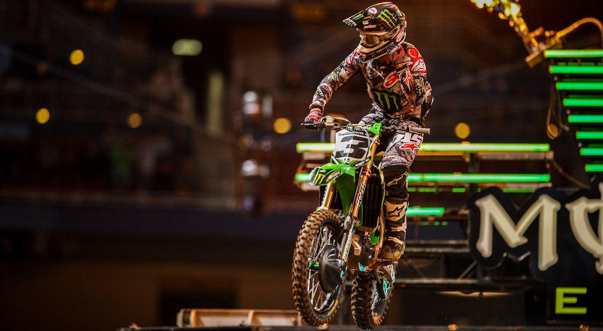Tomac Smith Win Again At St Louis Supercross