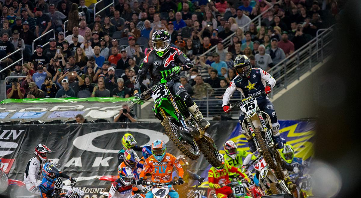 Supercross Action