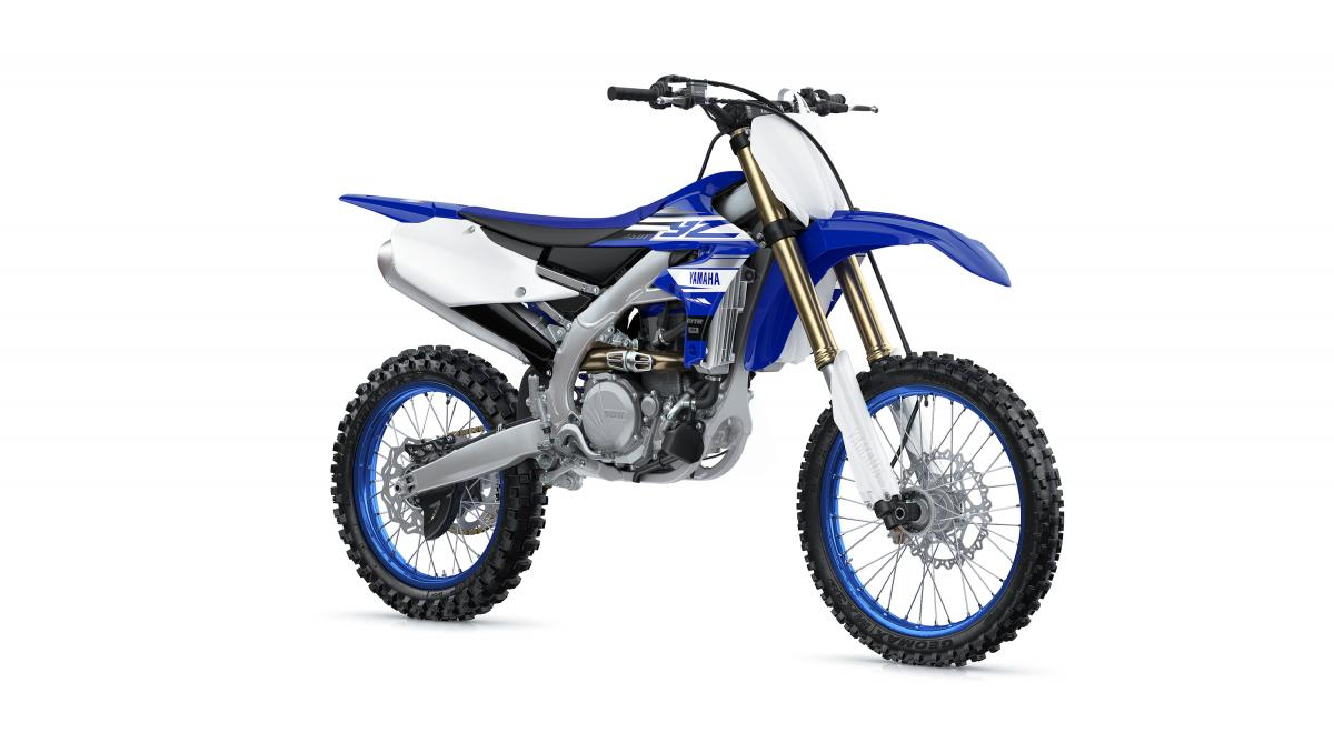 new 2019 yamaha yz450f and yz250f bikes supercross live. Black Bedroom Furniture Sets. Home Design Ideas