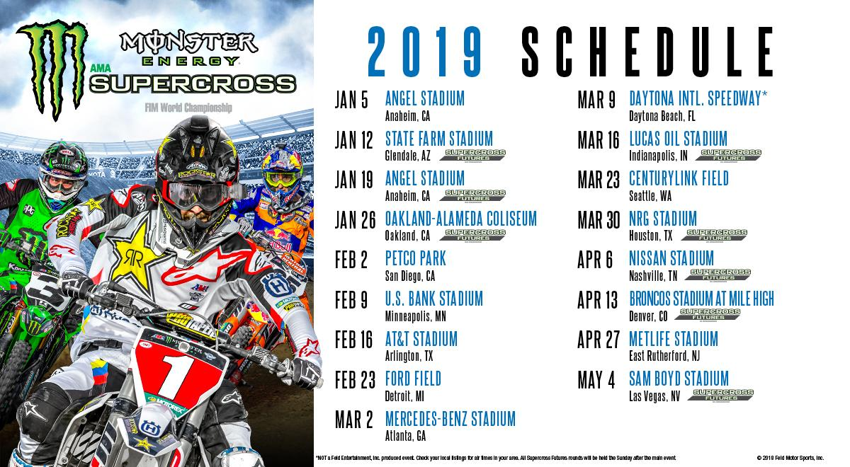 2019 world series dates in Perth