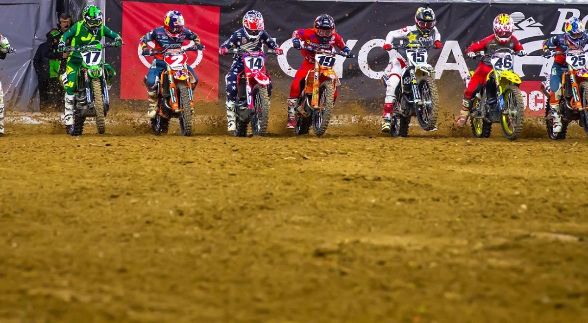 LIVE Timing and Scoring | Supercross Live