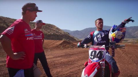VIDEO: Hear from Roczen, Reed & more in 2017 preview show